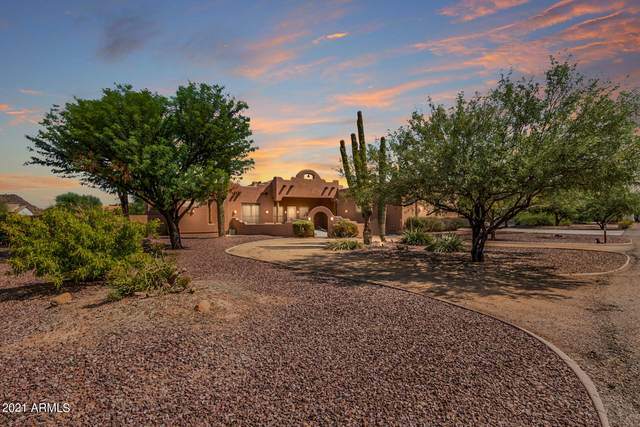 25817 N 101ST Avenue, Peoria, AZ 85383 (MLS #6295172) :: Maison DeBlanc Real Estate