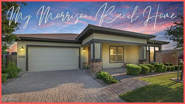 7209 E Pampa Avenue, Mesa, AZ 85212 (MLS #6295174) :: Balboa Realty