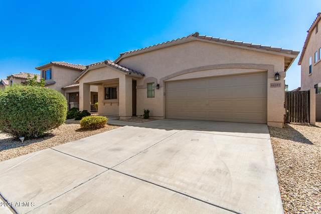 44181 W Lindgren Drive, Maricopa, AZ 85138 (MLS #6295178) :: The Riddle Group