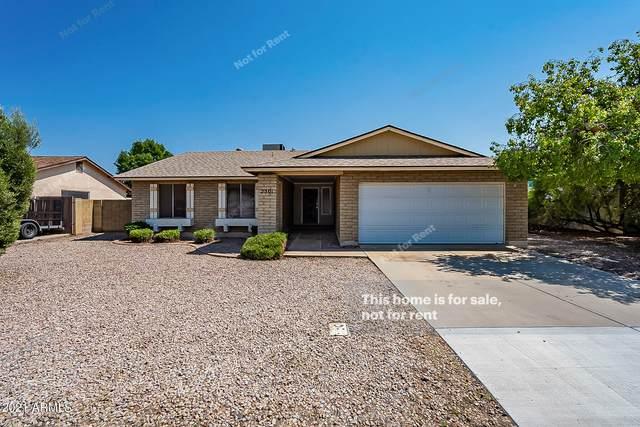 2301 N Los Altos Drive, Chandler, AZ 85224 (MLS #6295180) :: Yost Realty Group at RE/MAX Casa Grande
