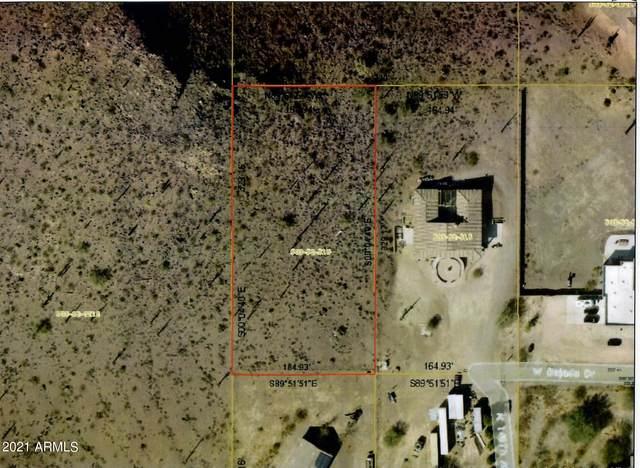 14906 W Bajada Drive, Surprise, AZ 85387 (MLS #6295183) :: Maison DeBlanc Real Estate