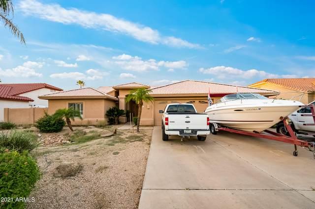 4642 W Mariposa Grande Lane, Glendale, AZ 85310 (MLS #6295185) :: Maison DeBlanc Real Estate