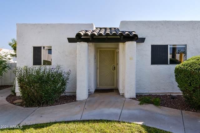 2401 N 70TH Street Y, Scottsdale, AZ 85257 (MLS #6295187) :: Devor Real Estate Associates