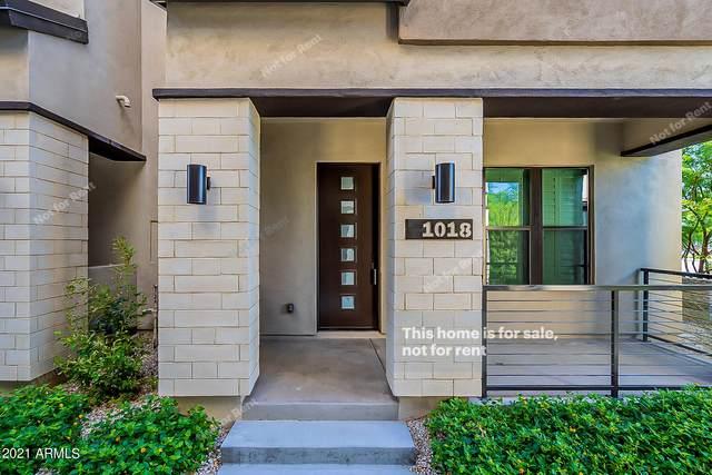 8340 E Mcdonald Drive #1018, Scottsdale, AZ 85250 (MLS #6295188) :: Elite Home Advisors
