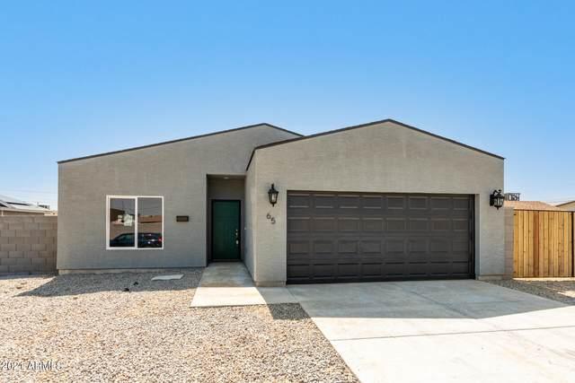 65 E Harrison Drive, Avondale, AZ 85323 (MLS #6295190) :: Power Realty Group Model Home Center