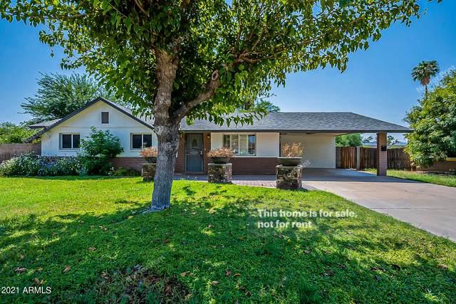 1631 W Inverness Drive, Tempe, AZ 85282 (MLS #6295211) :: Midland Real Estate Alliance