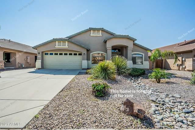 935 W Gascon Road, San Tan Valley, AZ 85143 (MLS #6295213) :: Executive Realty Advisors