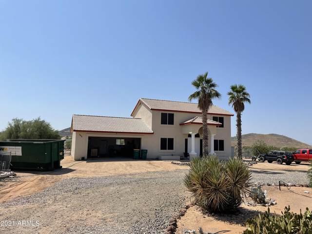 1819 W Joy Ranch Road, Phoenix, AZ 85086 (MLS #6295214) :: Maison DeBlanc Real Estate