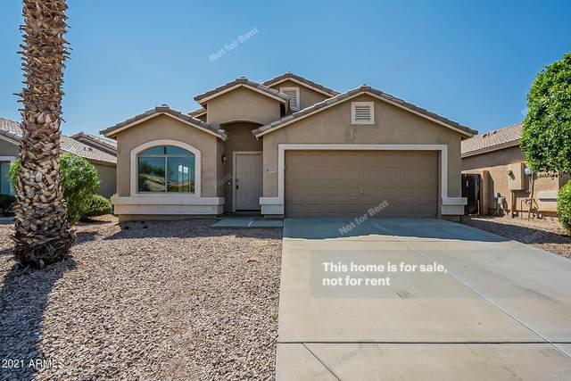 3745 W Santa Cruz Avenue, Queen Creek, AZ 85142 (MLS #6295221) :: The Copa Team | The Maricopa Real Estate Company