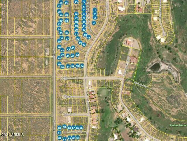 66 Lots in Sunsites Village, Pearce, AZ 85625 (MLS #6295250) :: The Copa Team | The Maricopa Real Estate Company