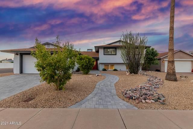 8602 E Mitchell Drive, Scottsdale, AZ 85251 (MLS #6295260) :: Yost Realty Group at RE/MAX Casa Grande