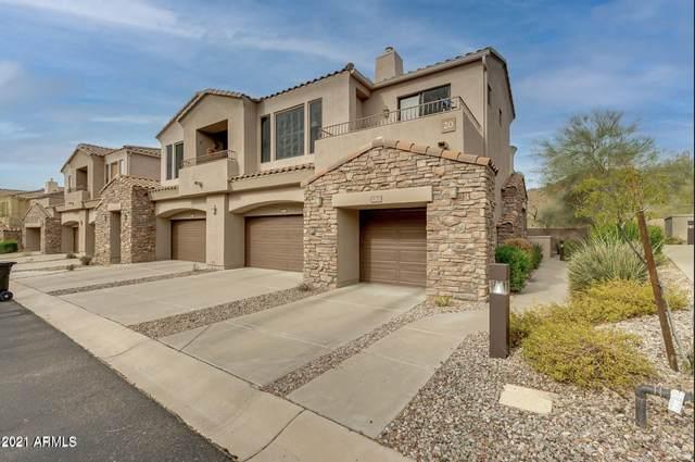 7445 E Eagle Crest Drive #1068, Mesa, AZ 85207 (MLS #6295261) :: Balboa Realty