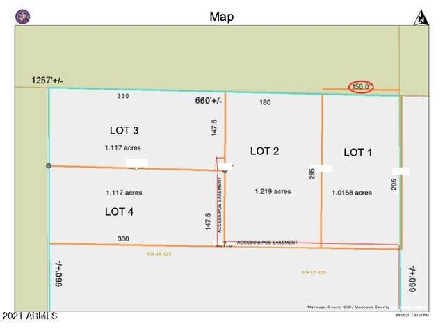 0 Xxxx Road, Buckeye, AZ 85326 (MLS #6295266) :: Arizona Home Group