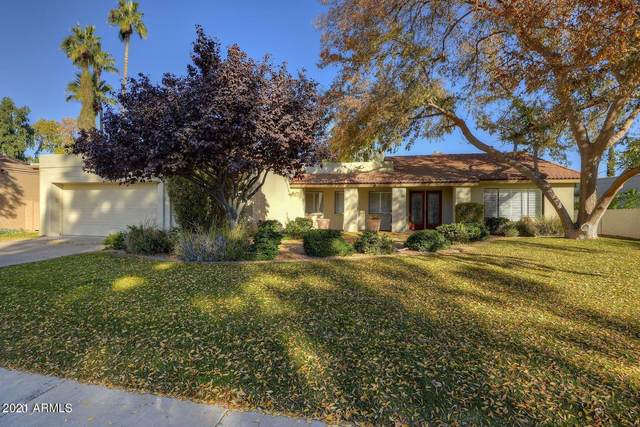 8030 E Via Sierra Drive, Scottsdale, AZ 85258 (MLS #6295268) :: Dijkstra & Co.