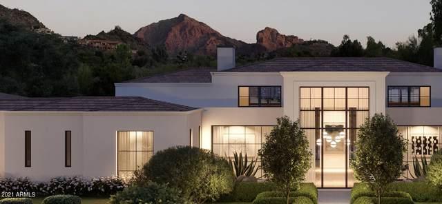 5029 E Desert Park Lane, Paradise Valley, AZ 85253 (MLS #6295271) :: The Newman Team