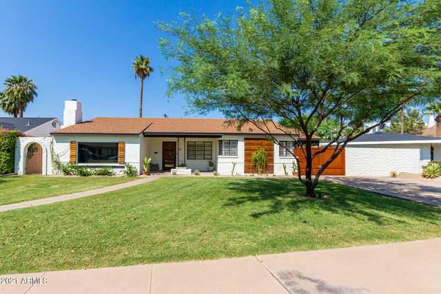928 W Campus Drive, Phoenix, AZ 85013 (MLS #6295280) :: The Daniel Montez Real Estate Group