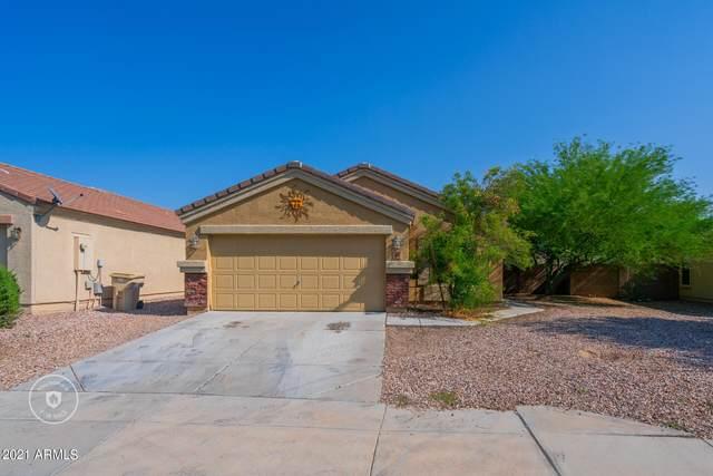 5483 S 236TH Avenue, Buckeye, AZ 85326 (MLS #6295281) :: Arizona Home Group