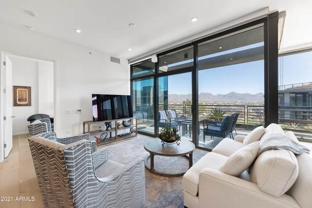 7120 E Kierland Boulevard #1203, Scottsdale, AZ 85254 (MLS #6295300) :: Balboa Realty