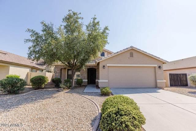 3005 E Desert Moon Trail, San Tan Valley, AZ 85143 (MLS #6295301) :: My Home Group