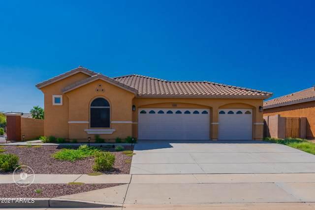 5108 N 191ST Drive, Litchfield Park, AZ 85340 (MLS #6295310) :: Klaus Team Real Estate Solutions