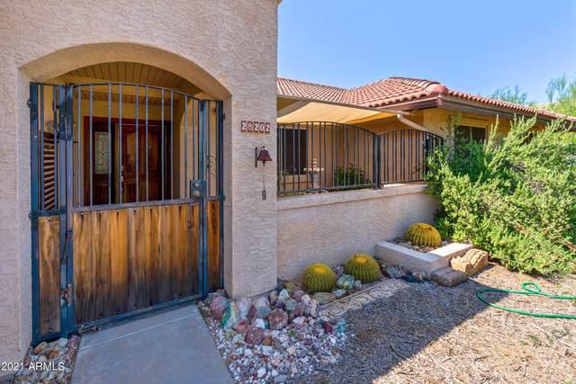 28202 N 58TH Street, Cave Creek, AZ 85331 (MLS #6295311) :: Yost Realty Group at RE/MAX Casa Grande