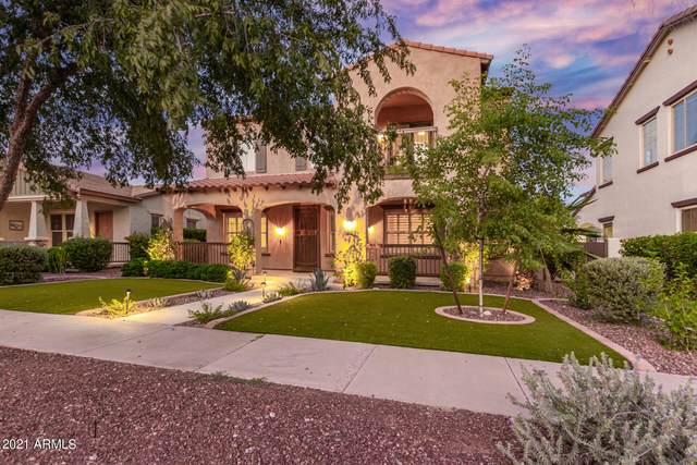 3805 N Springfield Street, Buckeye, AZ 85396 (MLS #6295337) :: Klaus Team Real Estate Solutions