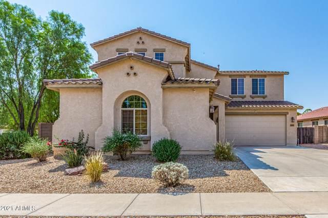17319 W Bajada Road, Surprise, AZ 85387 (MLS #6295341) :: Elite Home Advisors
