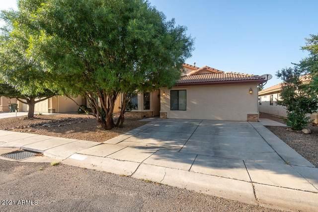 1881 Goldstone Street, Sierra Vista, AZ 85635 (MLS #6295344) :: Midland Real Estate Alliance
