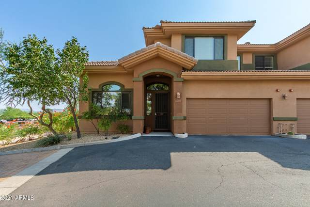 16820 E La Montana Drive #117, Fountain Hills, AZ 85268 (MLS #6295348) :: Justin Brown | Venture Real Estate and Investment LLC