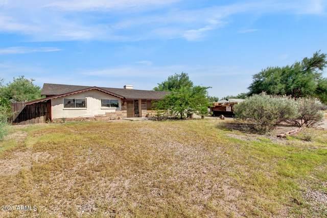 289 N Thunderbird Drive, Apache Junction, AZ 85120 (MLS #6295357) :: My Home Group