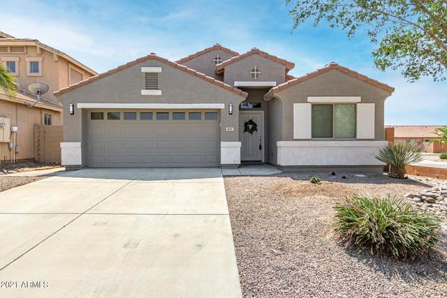 621 E Kelsi Avenue, San Tan Valley, AZ 85140 (MLS #6295358) :: Power Realty Group Model Home Center