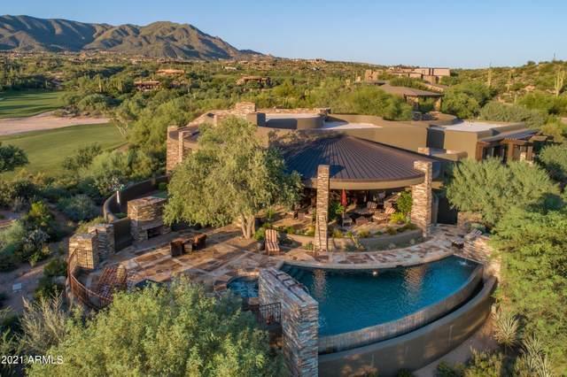 9744 E Madera Drive, Scottsdale, AZ 85262 (MLS #6295359) :: The Daniel Montez Real Estate Group