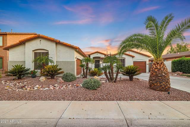 5345 W Siesta Way, Laveen, AZ 85339 (MLS #6295364) :: Yost Realty Group at RE/MAX Casa Grande