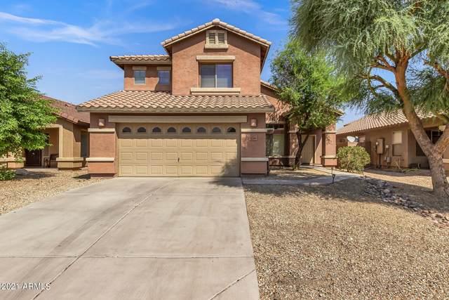 5246 W Hasan Drive, Laveen, AZ 85339 (MLS #6295369) :: Yost Realty Group at RE/MAX Casa Grande