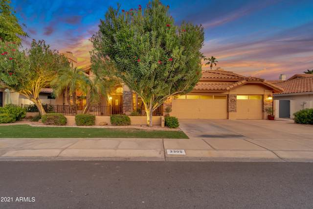 3305 S Purple Sage Drive, Chandler, AZ 85248 (MLS #6295370) :: Devor Real Estate Associates