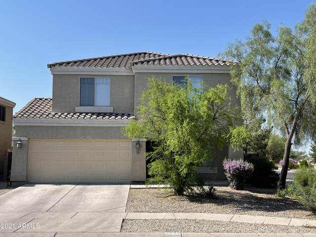 2275 W Broadway Avenue, Coolidge, AZ 85128 (MLS #6295373) :: Devor Real Estate Associates