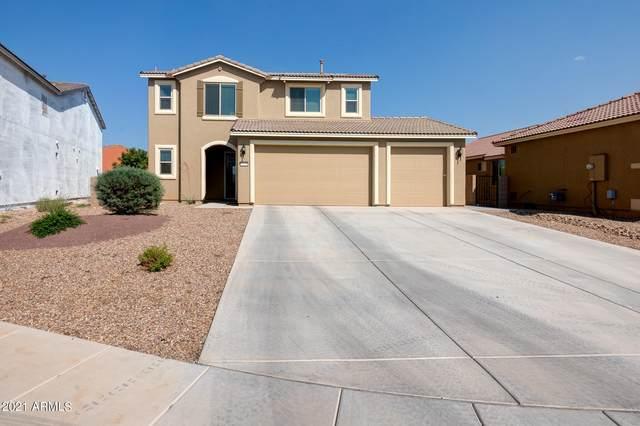 1273 Barnes Drive, Sierra Vista, AZ 85635 (MLS #6295380) :: Midland Real Estate Alliance