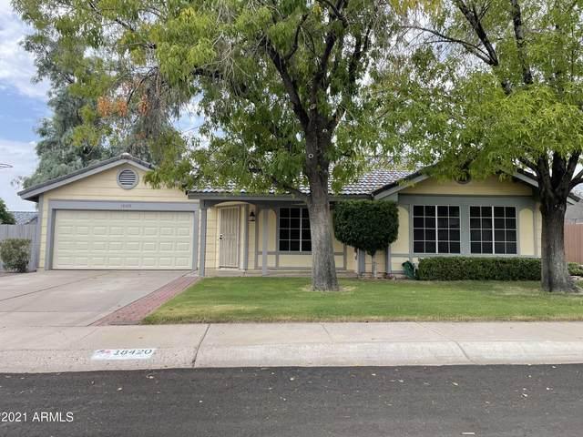 18420 N 56TH Lane, Glendale, AZ 85308 (MLS #6295385) :: Nate Martinez Team