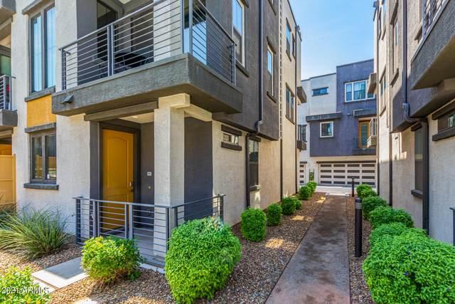 2090 S Dorsey Lane #1027, Tempe, AZ 85282 (MLS #6295388) :: Arizona 1 Real Estate Team
