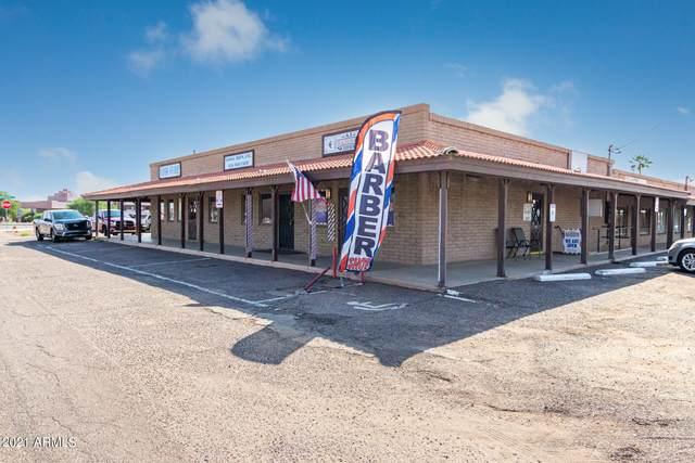 1000 W Apache Trail, Apache Junction, AZ 85120 (MLS #6295396) :: My Home Group
