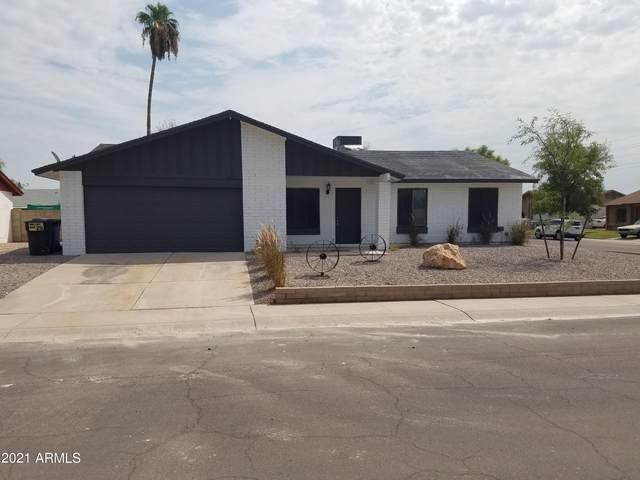 9011 N 63rd Lane, Glendale, AZ 85302 (MLS #6295397) :: The Garcia Group