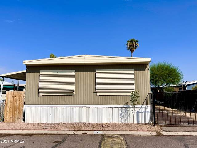 4605 S Priest Drive 85 OFC, Tempe, AZ 85282 (MLS #6295402) :: My Home Group