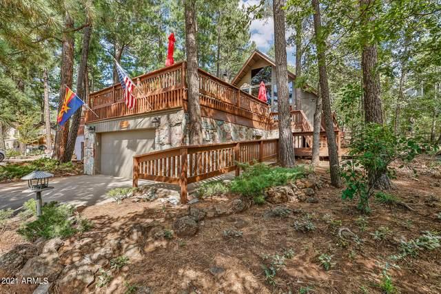 17415 S Mustang Road, Munds Park, AZ 86017 (MLS #6295405) :: Arizona 1 Real Estate Team