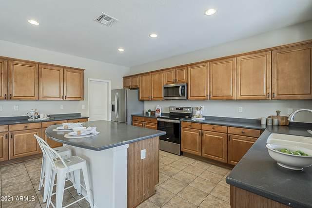 8364 W Carol Court, Peoria, AZ 85345 (MLS #6295409) :: Synergy Real Estate Partners