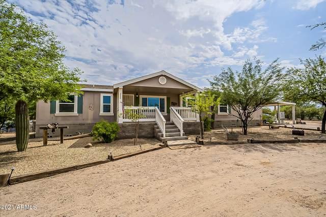 11705 S 216TH Avenue, Buckeye, AZ 85326 (MLS #6295410) :: Arizona Home Group