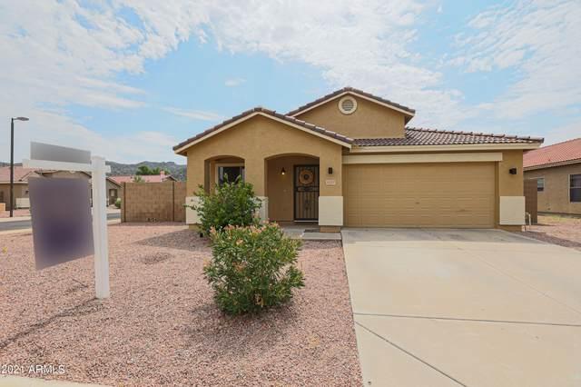 1117 E Gwen Street, Phoenix, AZ 85042 (MLS #6295430) :: The Riddle Group