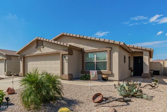 3420 E Gleneagle Place, Chandler, AZ 85249 (MLS #6295434) :: Balboa Realty