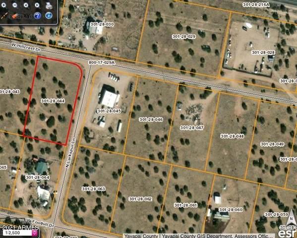 37 W Hillcrest Drive, Seligman, AZ 86337 (MLS #6295439) :: The Daniel Montez Real Estate Group