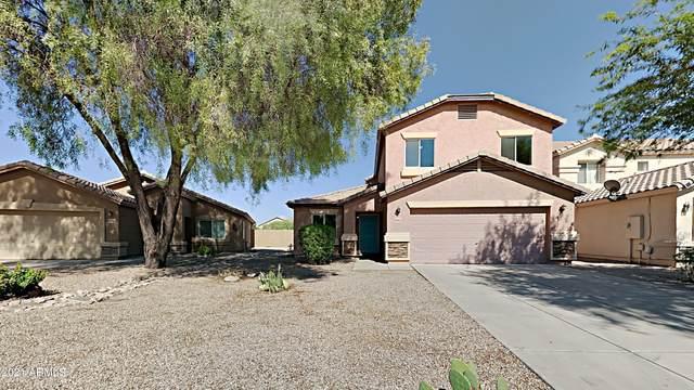 28273 N Silver Lane, San Tan Valley, AZ 85143 (MLS #6295467) :: My Home Group