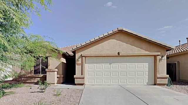 46148 W Starlight Drive, Maricopa, AZ 85139 (MLS #6295470) :: The Riddle Group